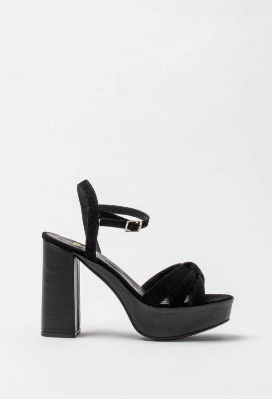 sandalias negras verano 2021 Sofi Martire