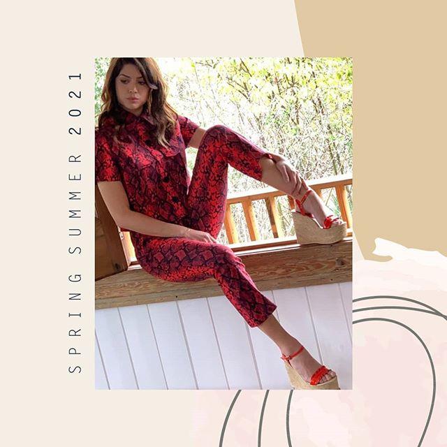 sandalias rojas Calzado gravagna verano 2021