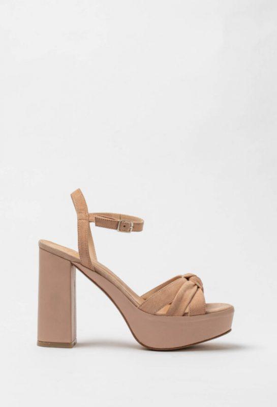 sandalias rosa claro verano 2021 Sofi Martire