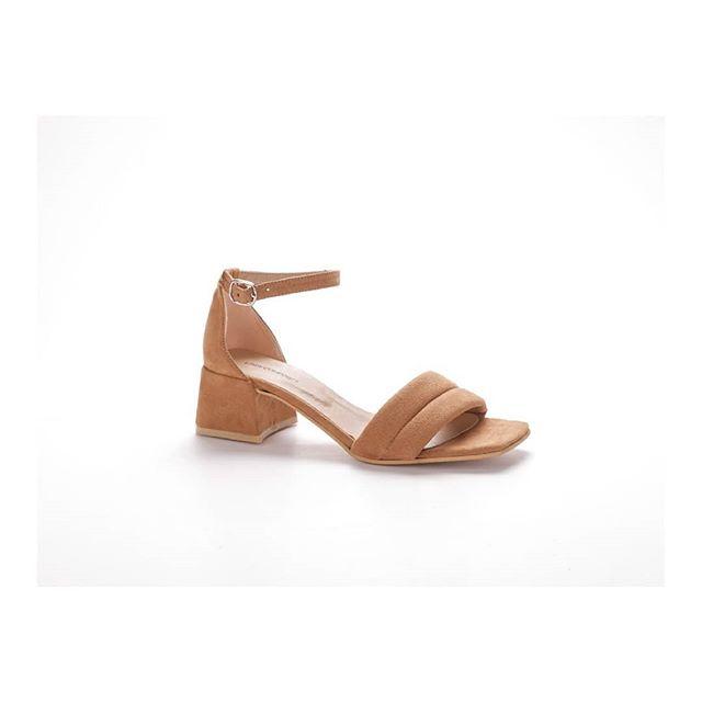 sandalias taco bajo verano 2021 Lady Comfort