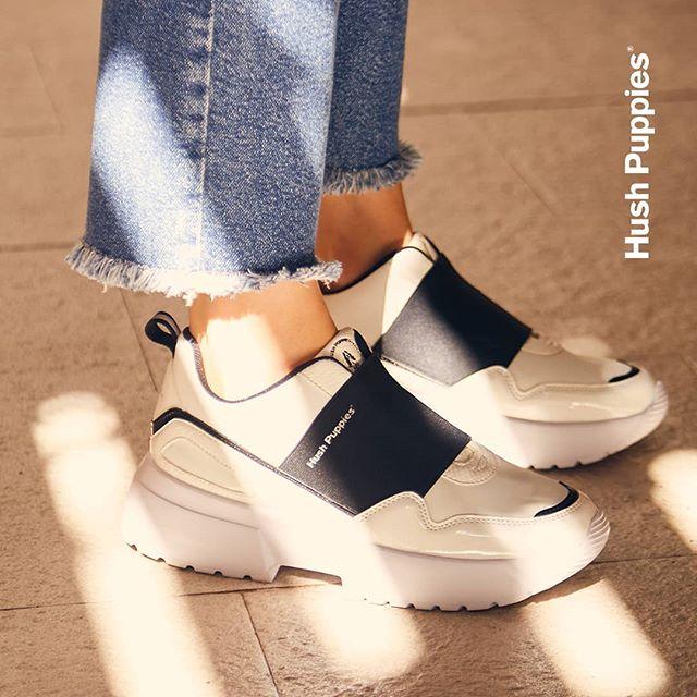 zapatillas con elastico verano 2021 Hush Puppies