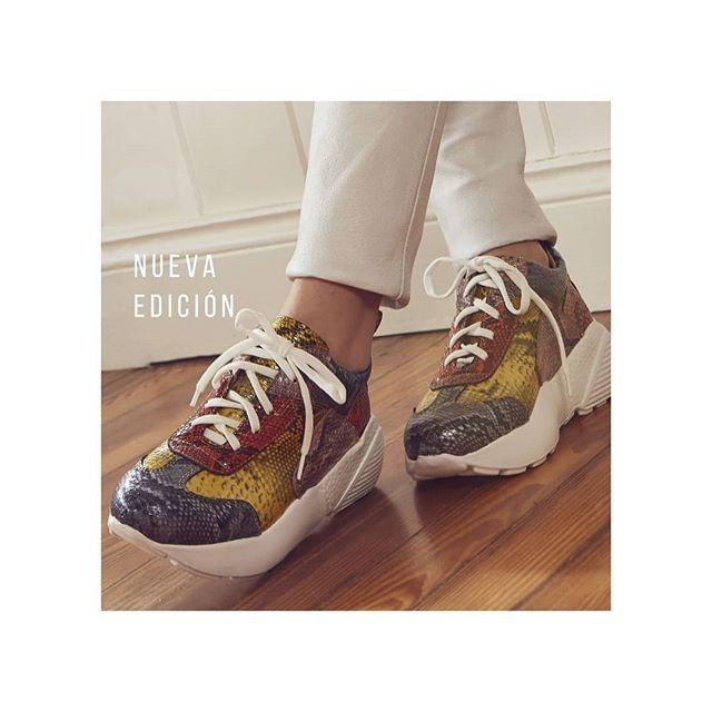 zapatillas croco cuero multicolor Calzado gravagna verano 2021