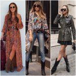 Outfits con botas texanas - Como combinalas
