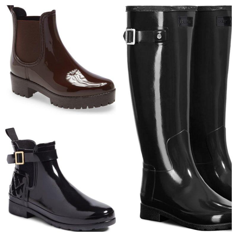 Botas de lluvia Botas de moda invierno 2021 Argentina