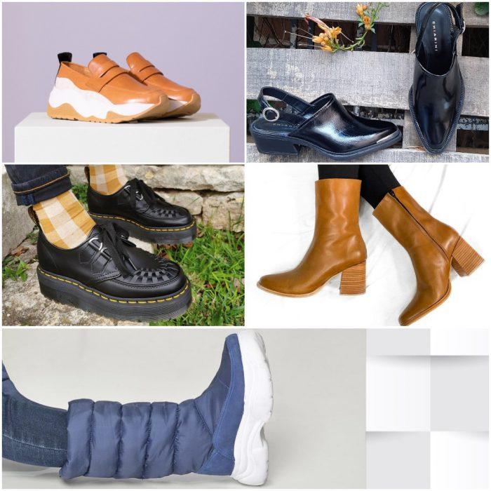 Anticipo colecciones calzado invierno 2021 Argetnina