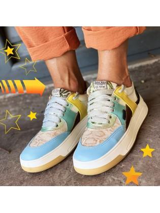 Rocas Calzados zapatillas mujer Rocas invierno 2021