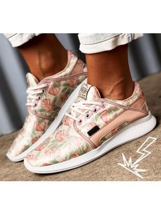 Rocas Calzados zapatillas rosa invierno 2021