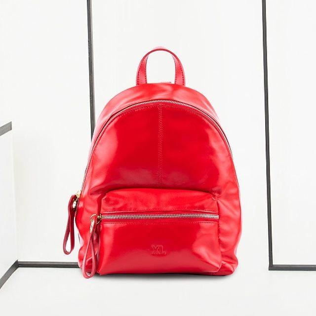 mochila roja XL extra large invierno 2021