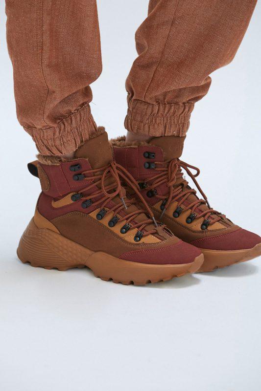 zapatillas botitas invierno 2021 Maria Cher