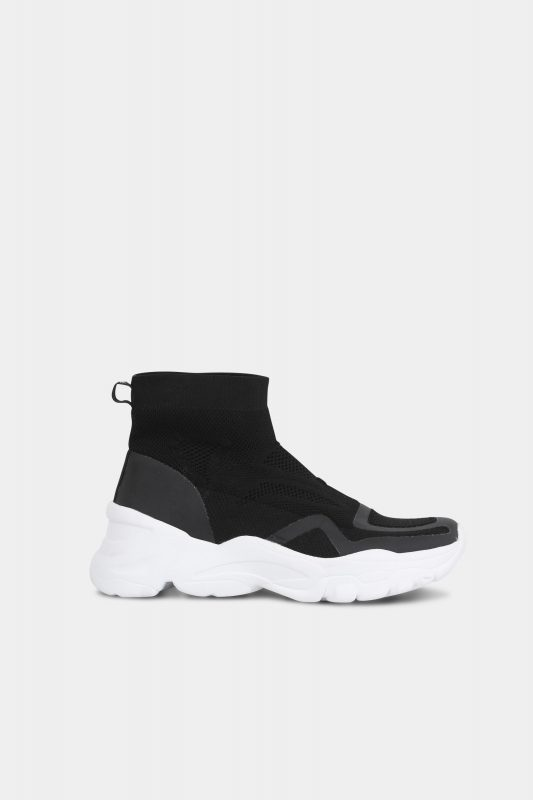 zapatillas estilo calcetin invierno 2021 47 Street