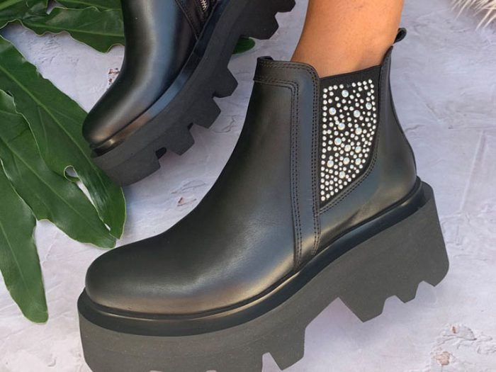 botas con minitachas invierno 2021 Micadel