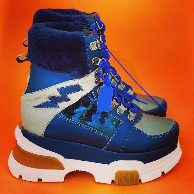 botas de montana Valkirya Zapatos