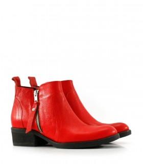 botas rojas invierno 2021 Batistella