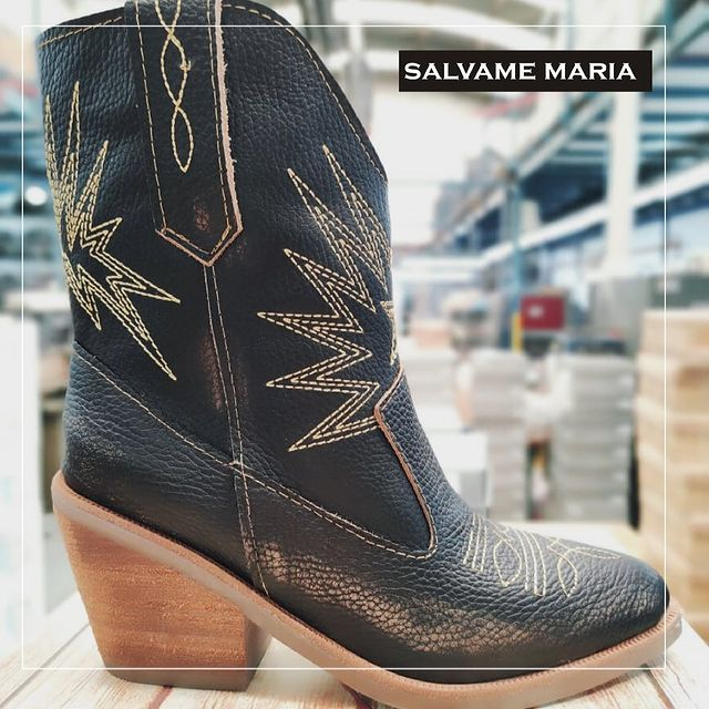 botas texanas invierno 2021 Salvame maria