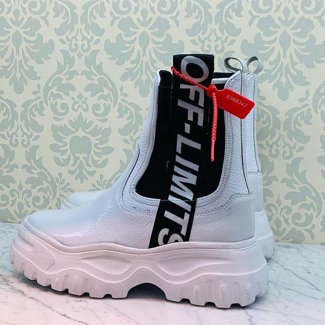 botitas deportivas Valkirya Zapatos