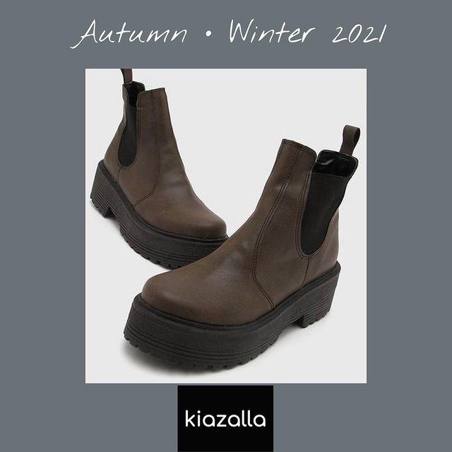botitas marron chocolate invierno 2021 𝖪𝖨𝖠𝖹𝖠𝖫𝖫𝖠