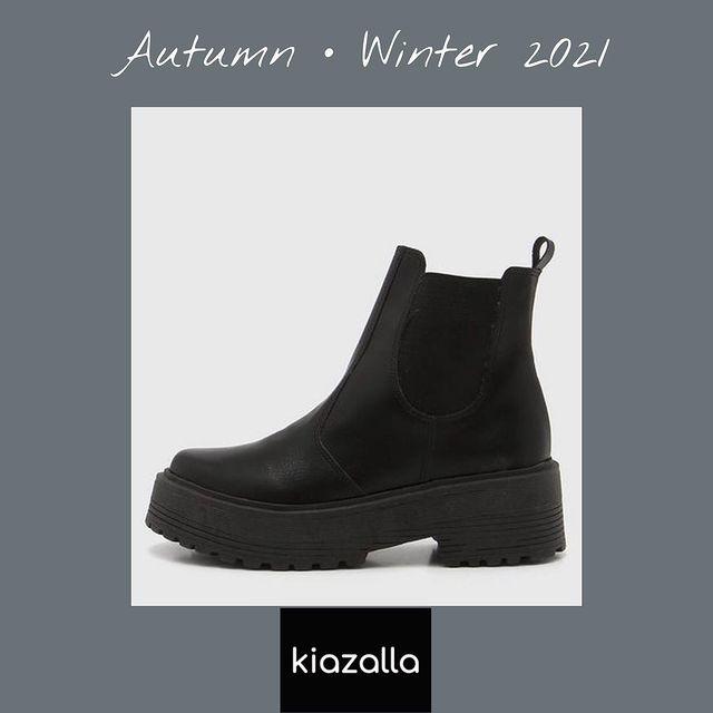 botitas negras invierno 2021 𝖪𝖨𝖠𝖹𝖠𝖫𝖫𝖠