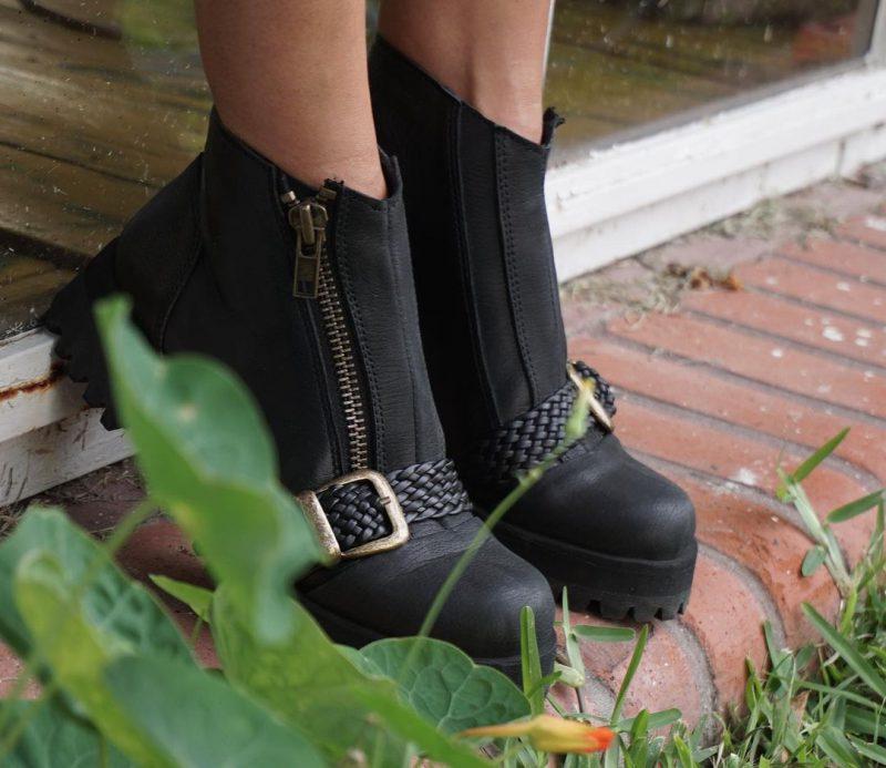 rauch botas negras invierno 2021