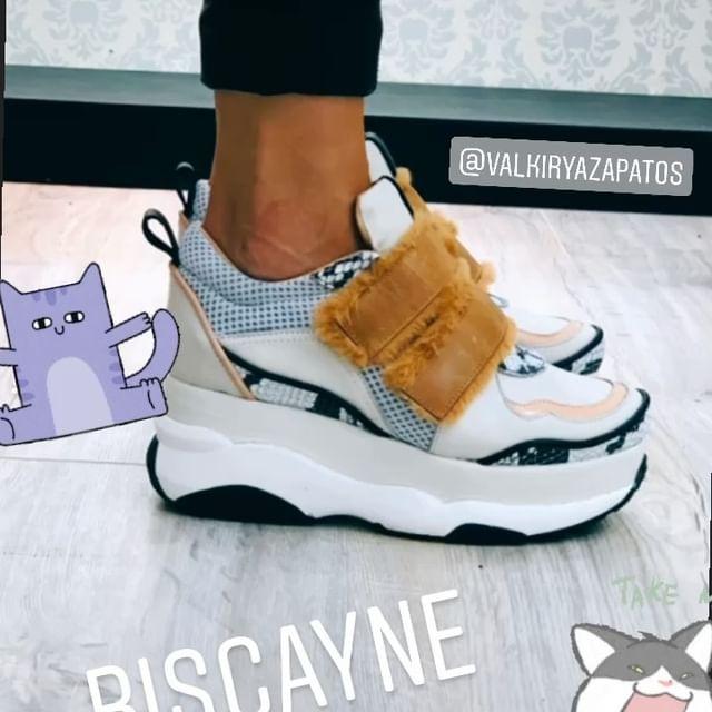 zapatillas con peluche Valkirya Zapatos