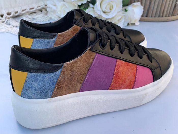 zapatillas multicolor invierno 2021 Micadel
