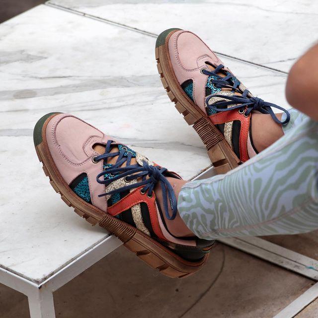zapatillas urbanas para mujer invierno 2021 Rauch