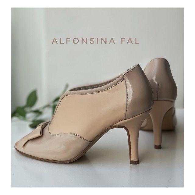 zapatos invierno 2021 ALfonsina Fal