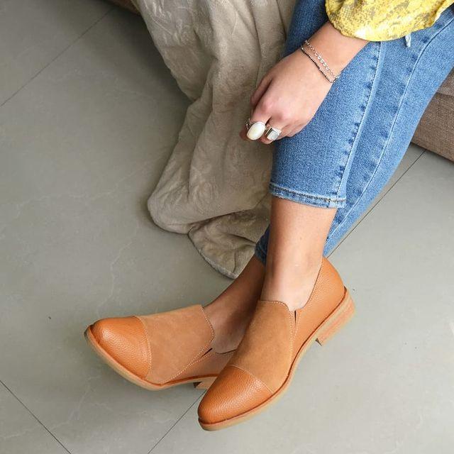 zapatos planos invierno 2021 Calzados Heiko
