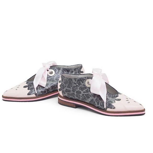 zapatos punta fina invierno 2021 Luz Principe