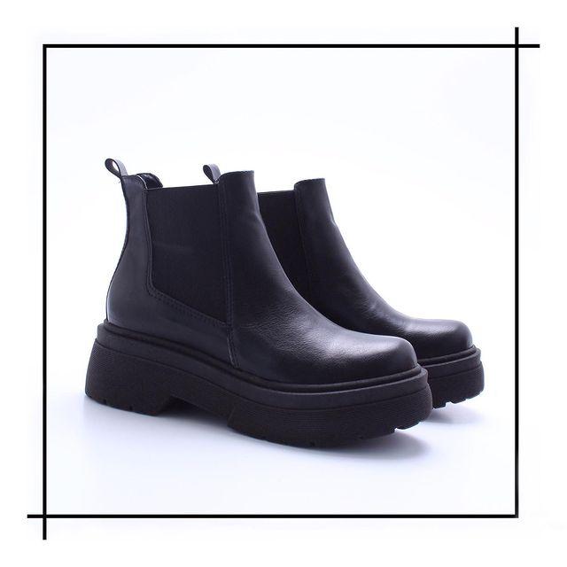 botas chelsea invierno 2021 Lady Comfort