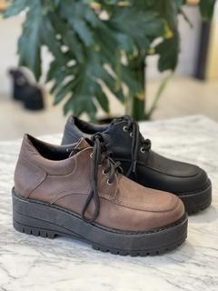 zapatos abotinados Tomas Cane invierno 2021