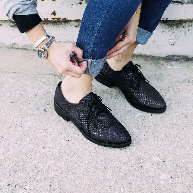 zapatos abotinados invierno 2021 PALOMA CRUZ