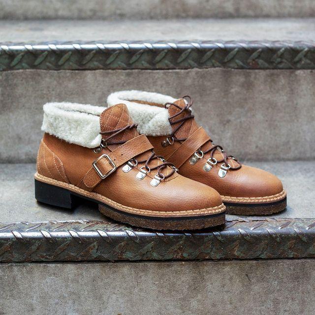 zapatos con corderito invierno 2021 Cestfini
