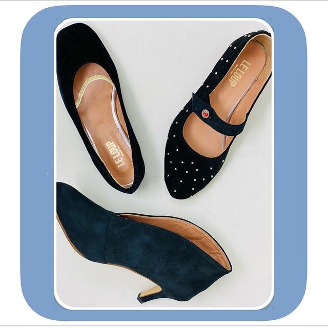 zapatos invierno 2021 Le Loup