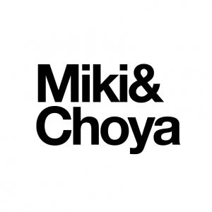 logo de miki and choya
