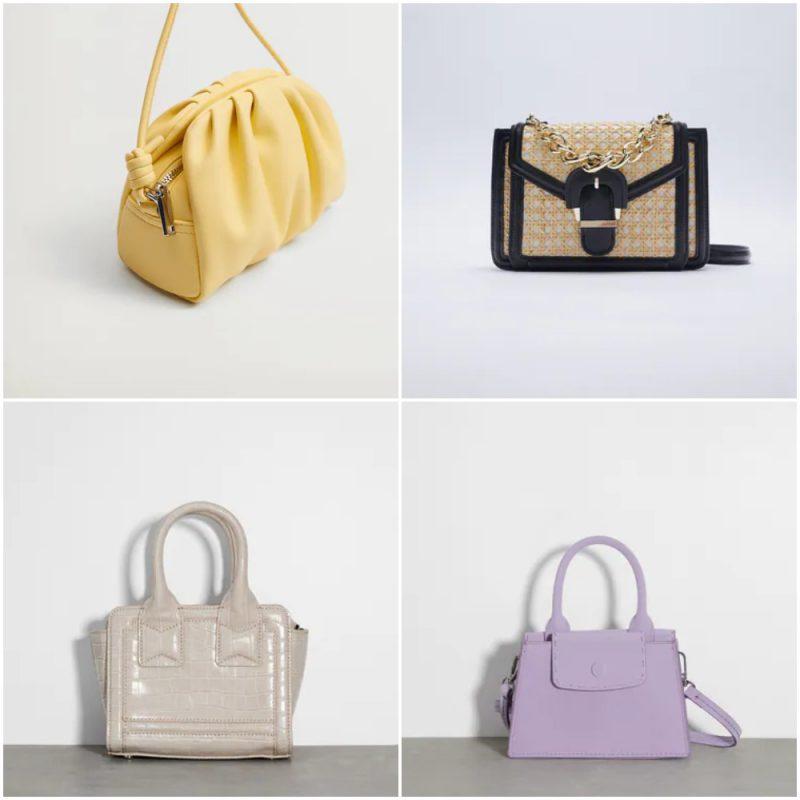 Minibag Moda en carteras para mujer verano 2022