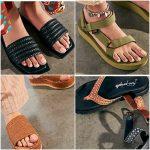 Sandalias de moda verano 2022 - Argentina