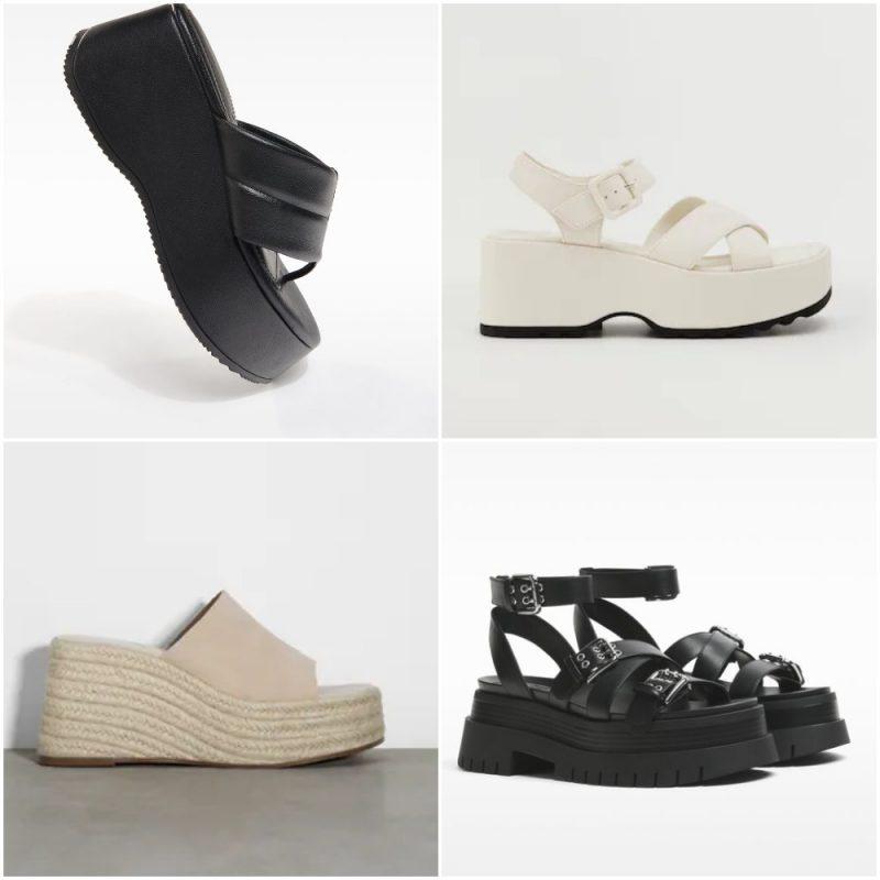base altas sandalias de moda verano 2022