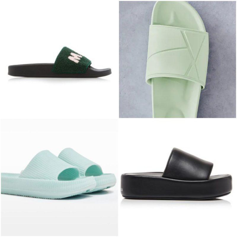 chanclas sandalias de moda verano 2022