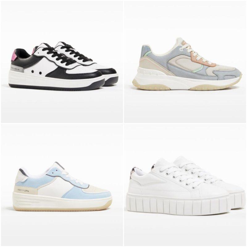 zapatillas calzados de moda verano 2022