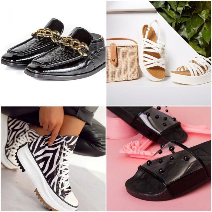 Adelanto coleccion calzado argentino verano 2022