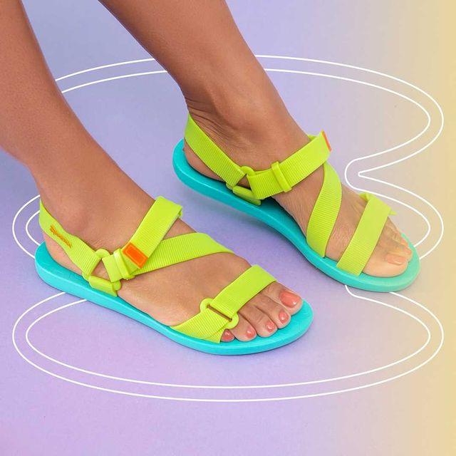 sandalias fluor verano 2022 calzado Ipanema