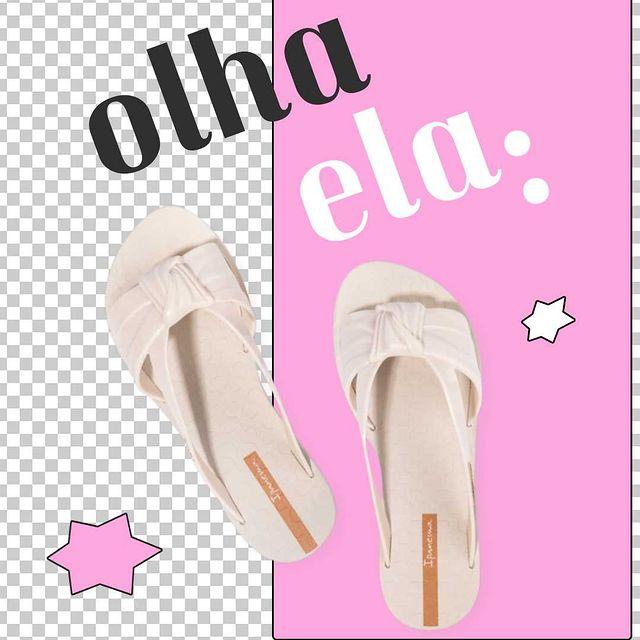 sandalias planas blancas verano 2022 calzado Ipanema
