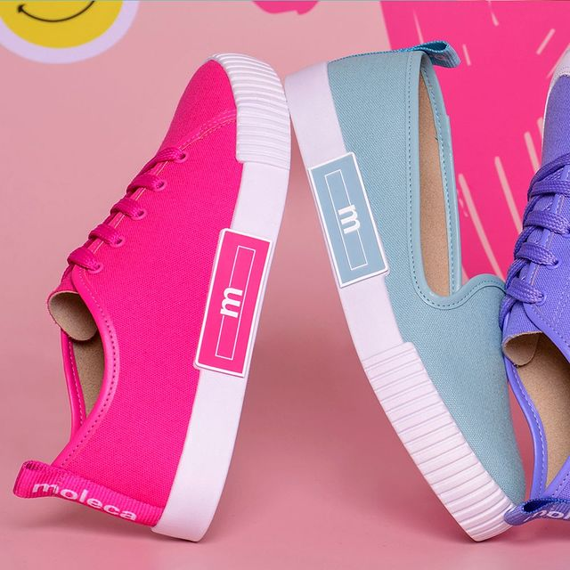 zapatillas primavera verano 2022 Calzados Moleca
