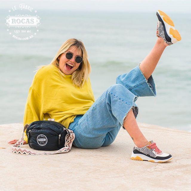 zapatillas urbanas para mujer verano 2022 Rocas Calzados