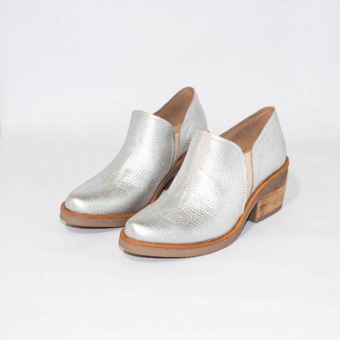 botitas metalizadas verano 2022 Vemmas calzados