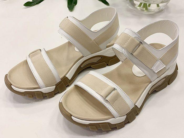 sandalia suela ergonomica verano 2022 Calzados Micadel