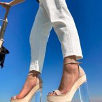 Calzado para mujer verano 2022 - Lucia Diaz