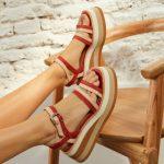 Sandalias casuales y urbanas verano 2022 - Calzados Traza