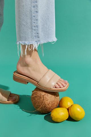 sandalias planas verano 2022 Calzados Traza
