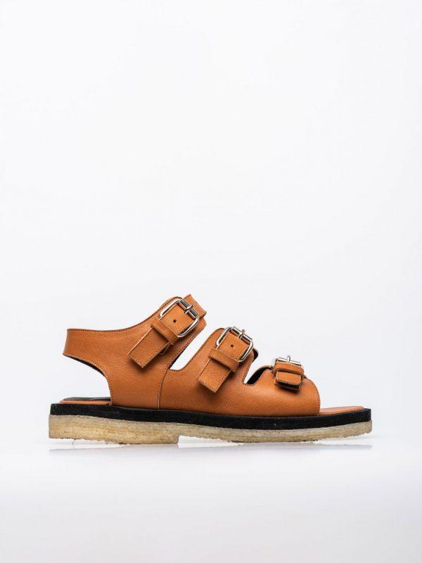 sandalias planas verano 2022 Prune